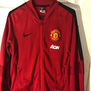 Manchester United team sweater